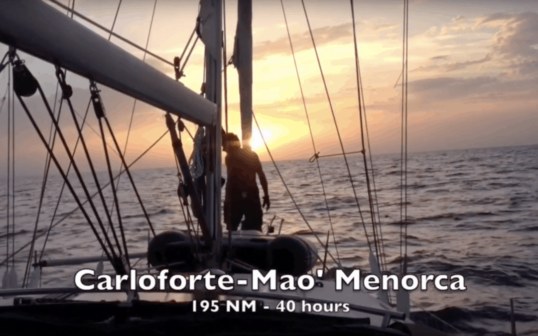 From Greece to the Caribbean – The movie  – Part 1