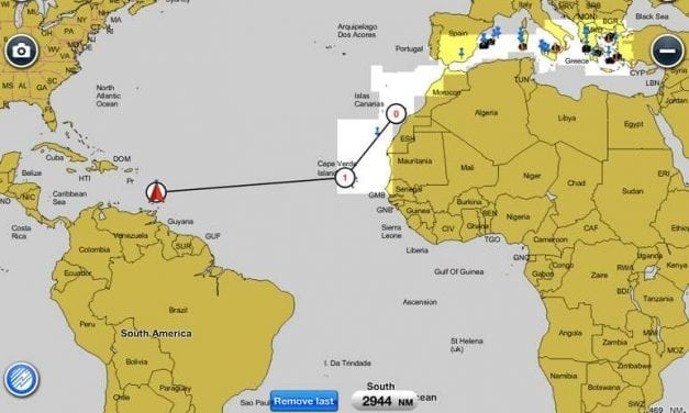 Cross Atlantic: Cape Verde to St Lucia 2.100NM (days 11-16)