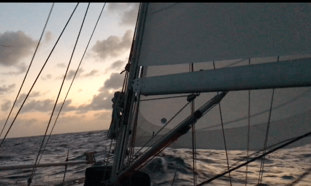Day 4 – St Bart's to Colombia (GR)