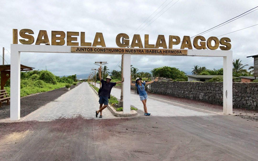 Sailing Filizi in Galapagos- The movie