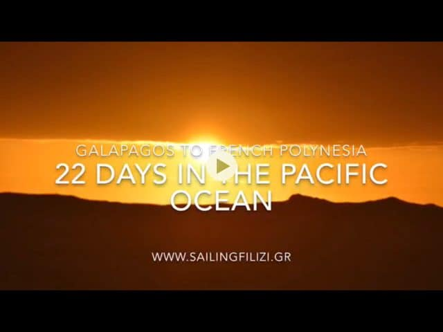 22 Days in the Ocean –  Movie