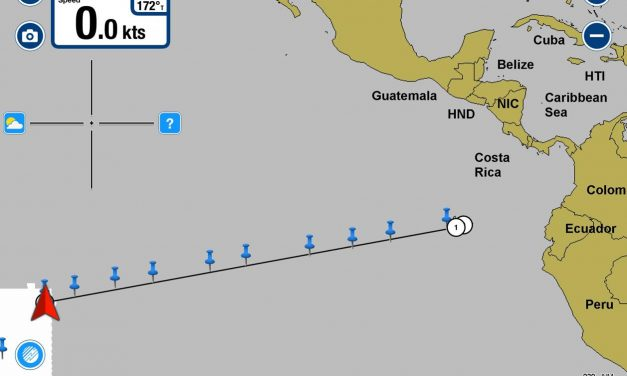 DAYS 18-21 Sailing from Galapagos to Marquesas Arrival!! (GR)