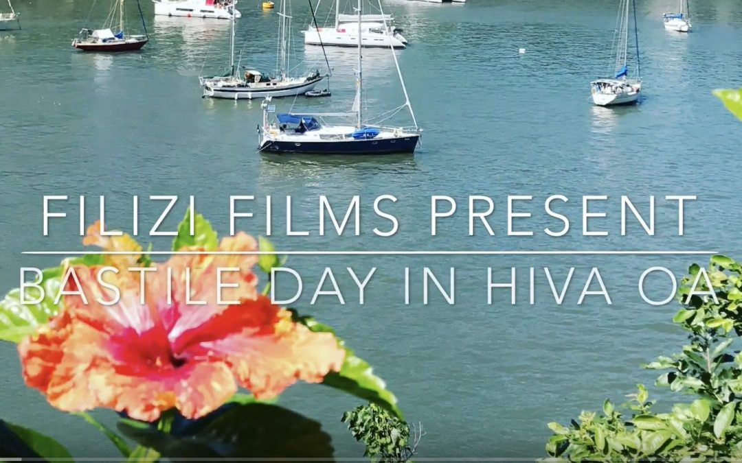 Bastille day in Hiva  Oa –  MOVIE