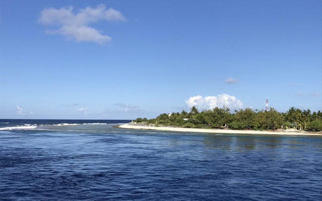 From Rangiroa to Tahiti- a visit to Makatea