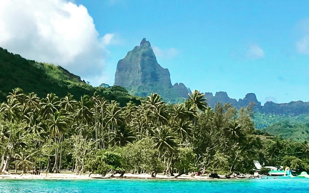 Beautiful days in Moorea