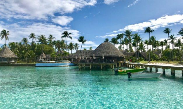 From Rangiroa to Tahiti- a visit to Makatea (GR)