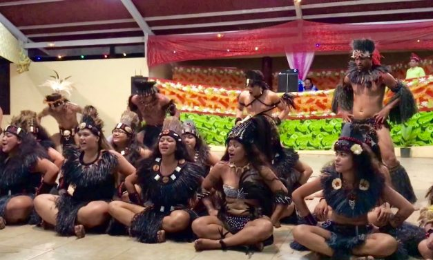 Nuku Hiva Dance Festival 2017