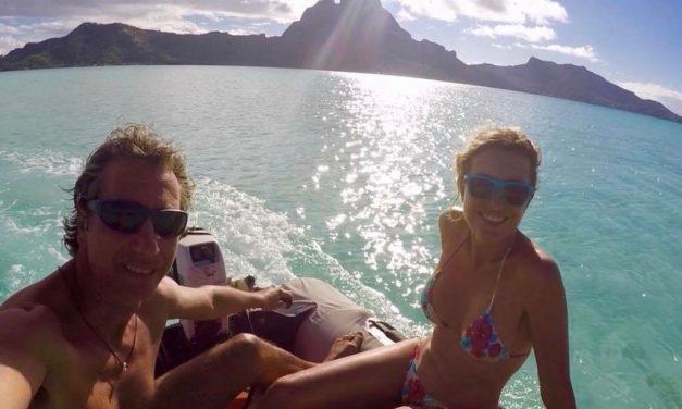 Sailing in Bora Bora- part 1 (GR)