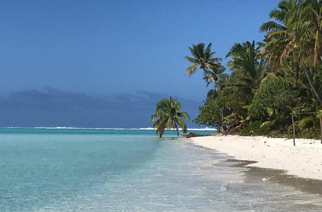 Voyage to Paradise:  Bora Bora , French Polynesia to Palmerston, Cook Islands 660 NM