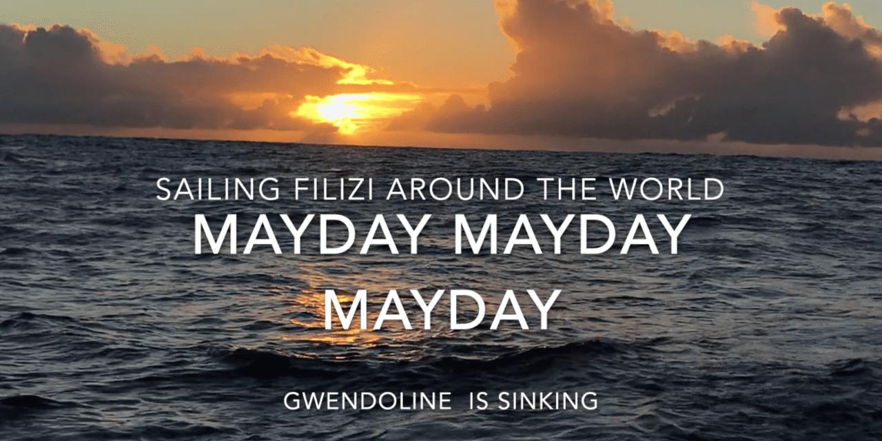 Movie- MAYDAY MAYDAY MAYDAY sy  Gwendoline is sinking