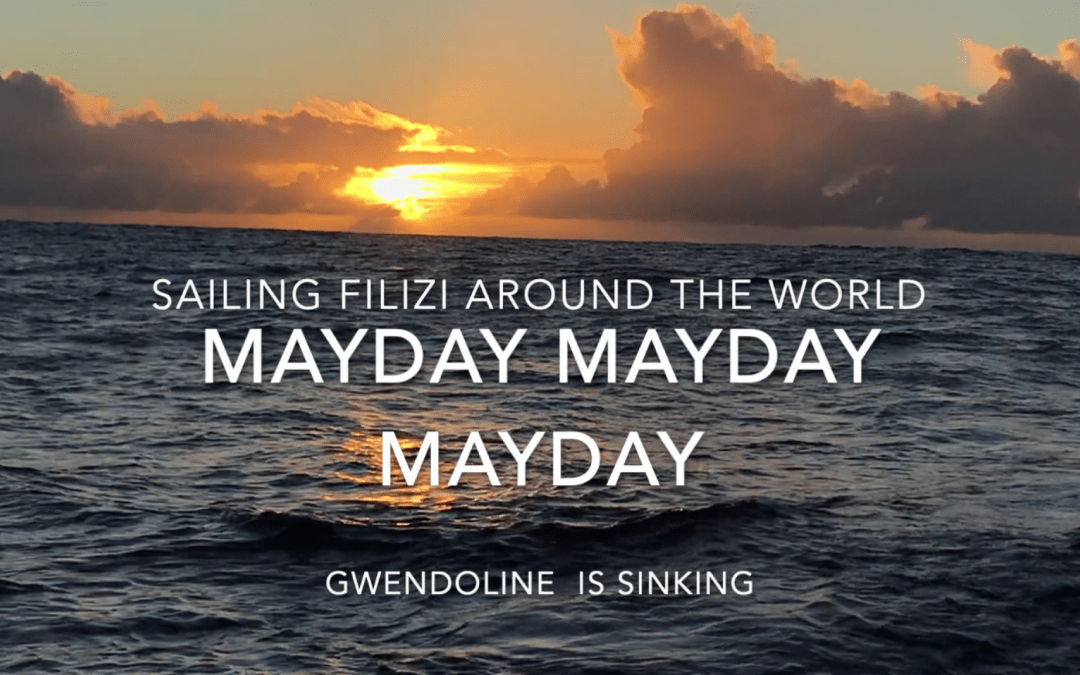 Movie- MAYDAY MAYDAY MAYDAY sy  Gwendoline is sinking