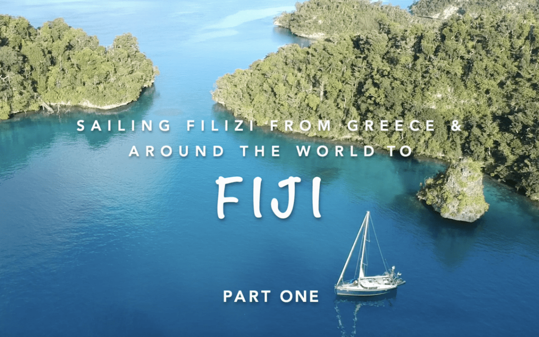 Sailing to Fiji part one – movie