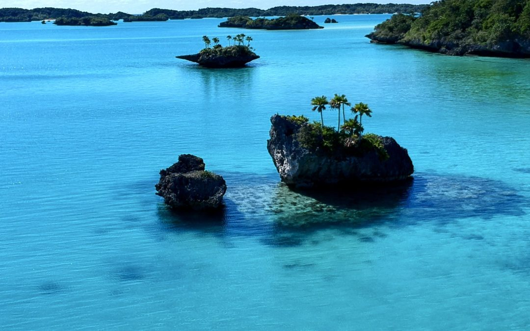 Amazing Vulaga island, Fiji