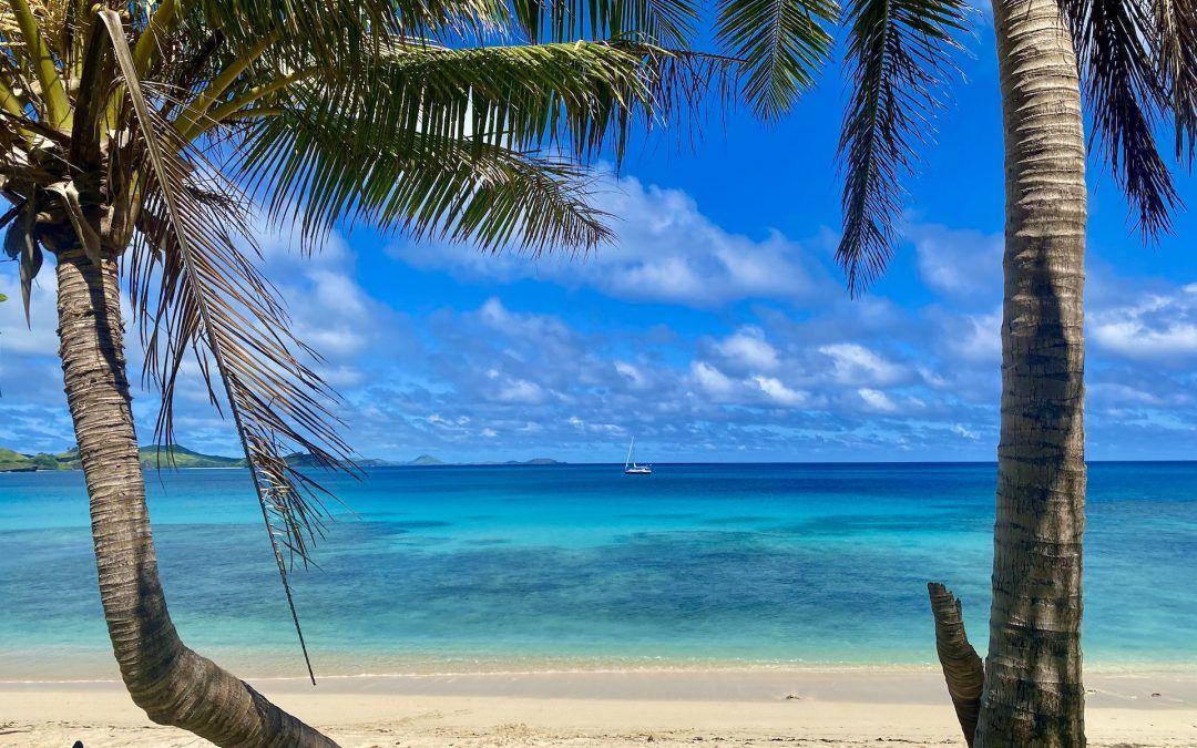 Filizi log: Magic Yasawa  island and the New Lockdown