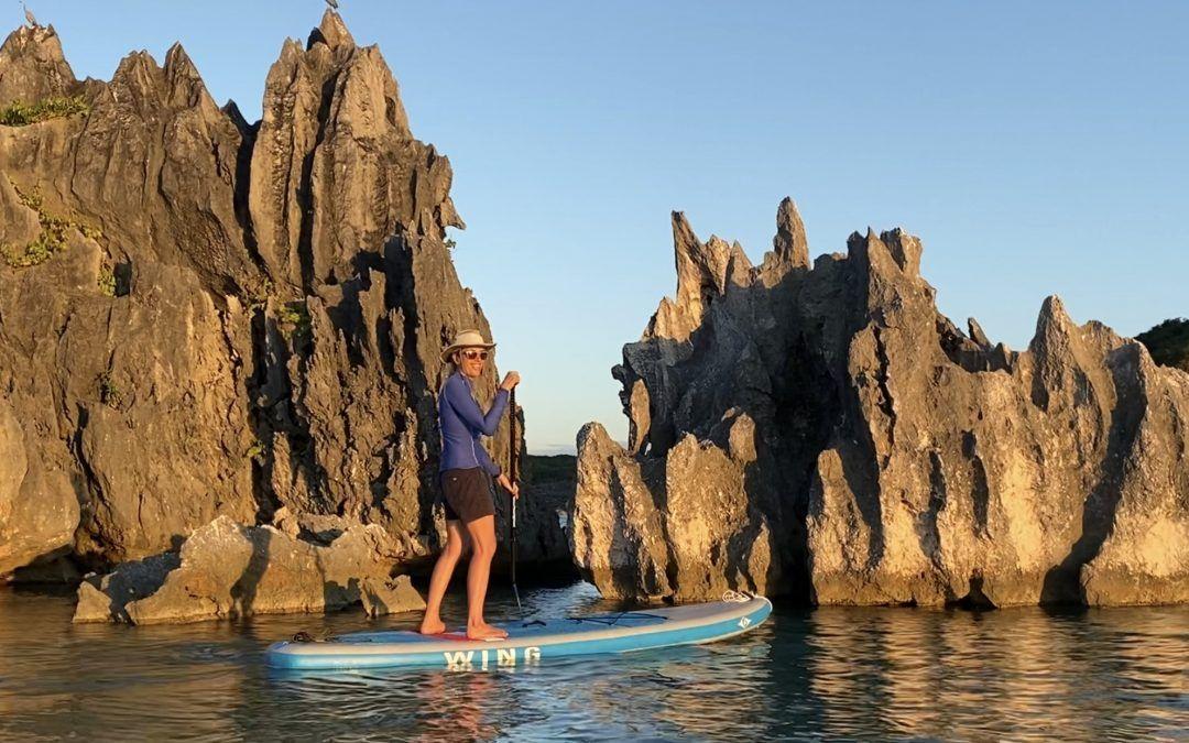 Στα νησιά Yasawa: Sawa-i-Lau island